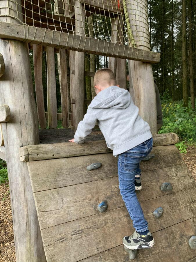 Onze vakantie in Luxemburg - Park