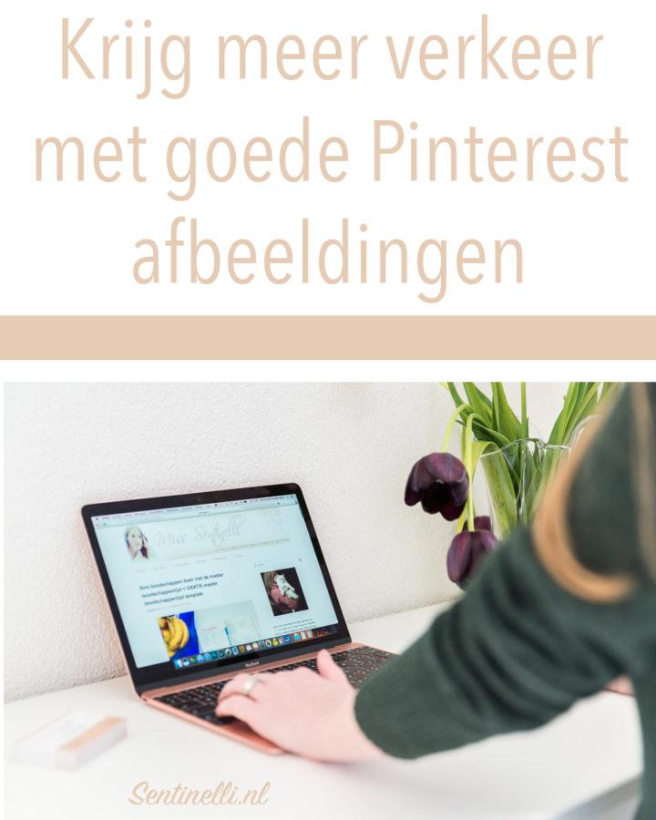 Krijg meer verkeer met goede Pinterest afbeeldingen