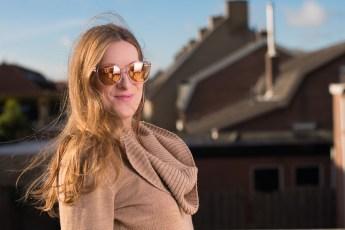 Michael Kors zonnebril via edel-optics.nl