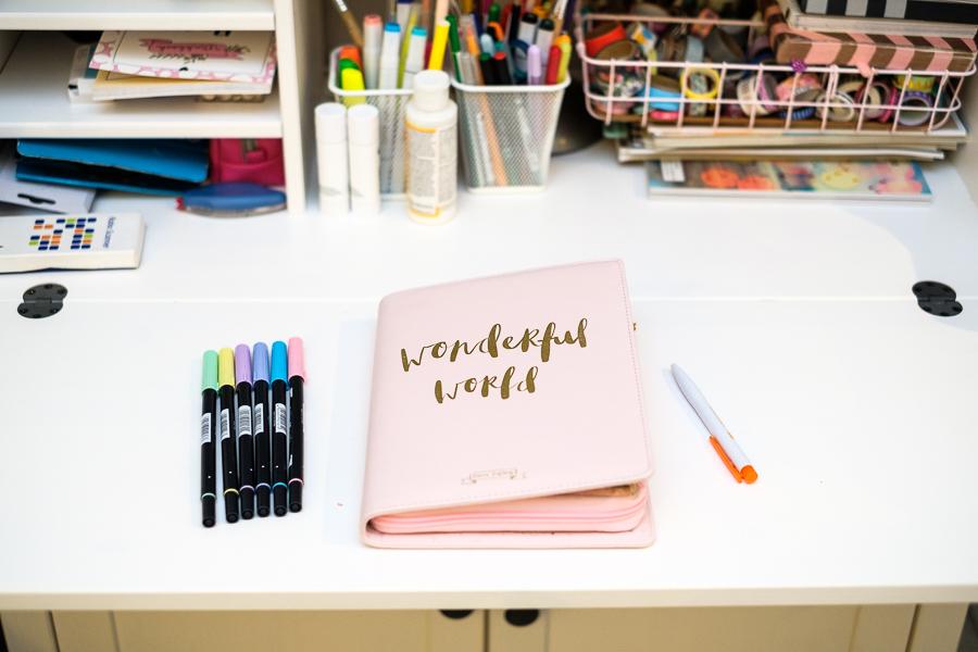 Mijn Bullet Journal oktober setup 2018 + nieuwe Journal