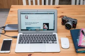 Mijn Macbook Air