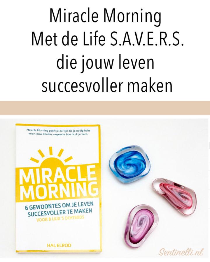 Miracle Morning Met de Life S.A.V.E.R.S. die jouw leven succesvoller maken
