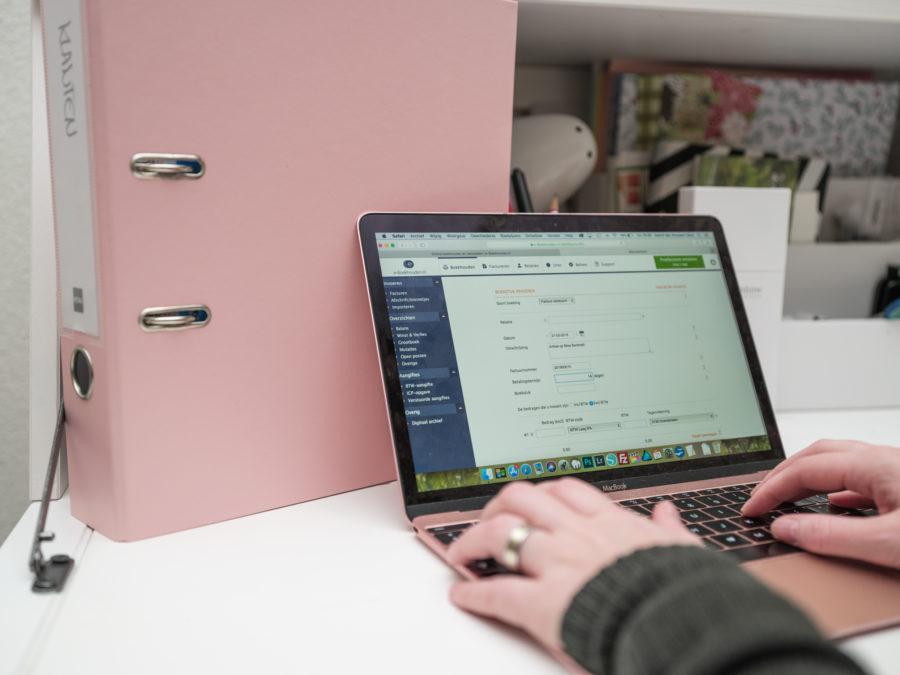 Online boekhouden en factureren met e-Boekhouden.nl - facturen