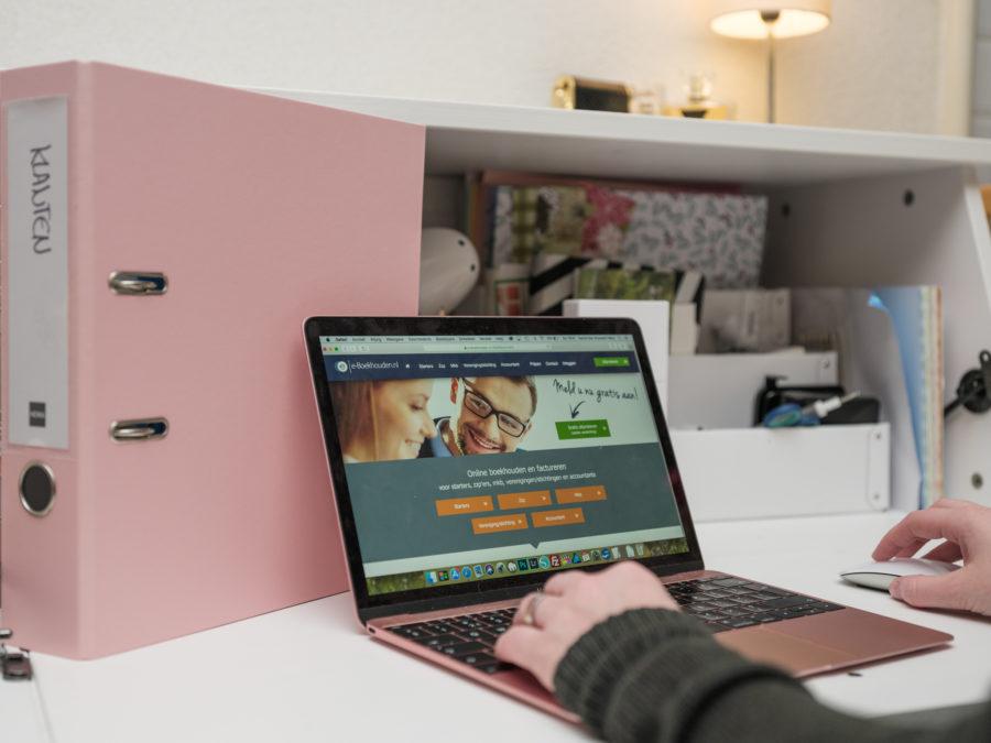 Online boekhouden en factureren met e-Boekhouden.nl