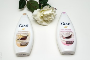 Dove Purely Pampering douchecrèmes