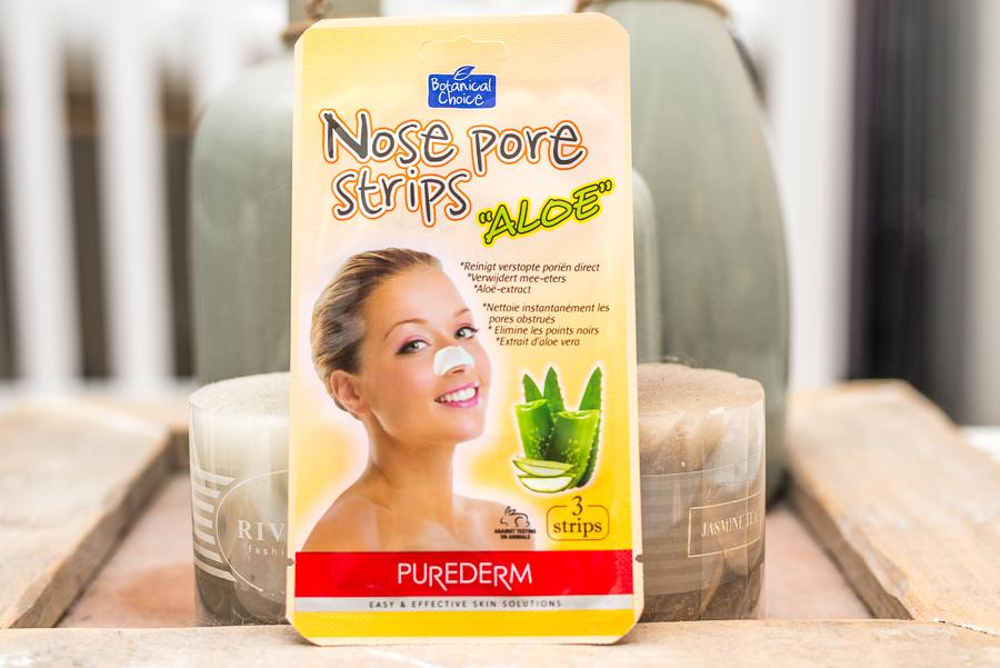 Purederm Nose Pore Strips 'Aloe' width=