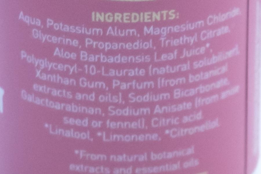 Salt Of The Earth roll-ons deodorant, 100% natuurlijk, 100% effectief, 0% chemicaliën