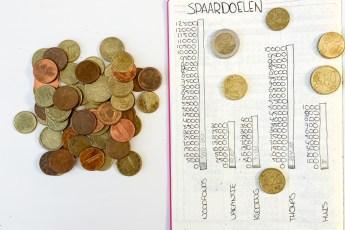 Sparen update december - Hoeveel hebben we deze maand kunnen sparen?