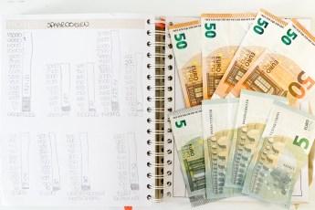 Sparen update februari 2021 – Hoeveel hebben we deze maand kunnen sparen?