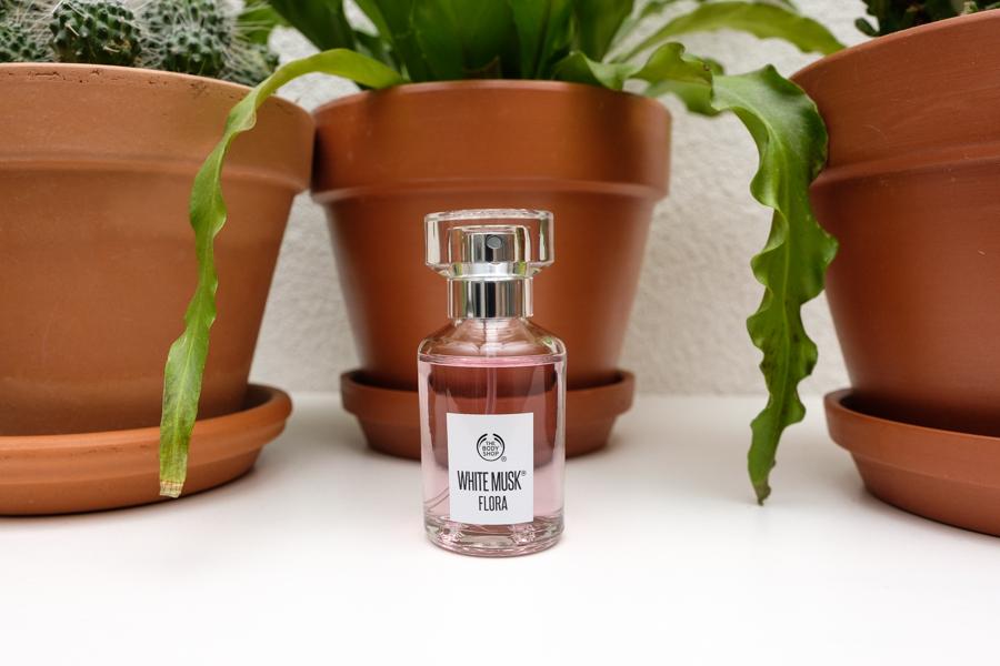 The Body Shop White Musk Flora Eau de Toilette