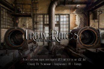 Urban Relics - Foto expositie van mijn man!