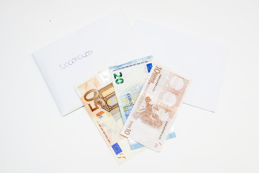 Sparen september september - Hoeveel hebben we deze maand kunnen sparen?