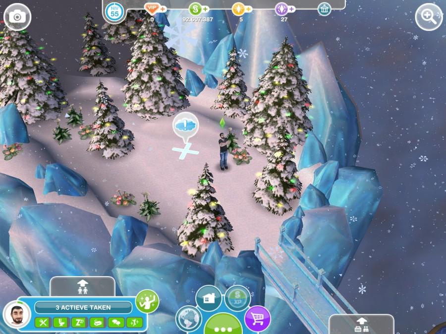 Missie walkthrough: Het geheime winterwonderland