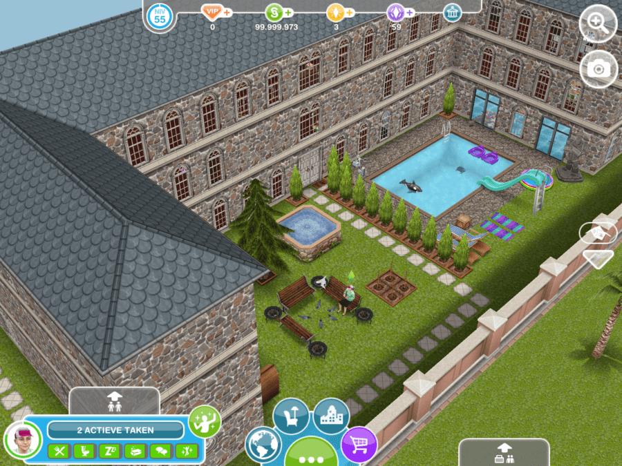 Waarom ik graag The Sims Freeplay speel