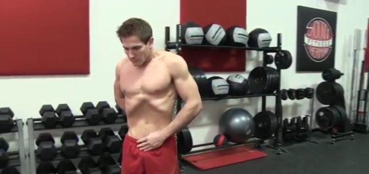 Stomach Vacuum, doe jij deze geweldige oefening al?