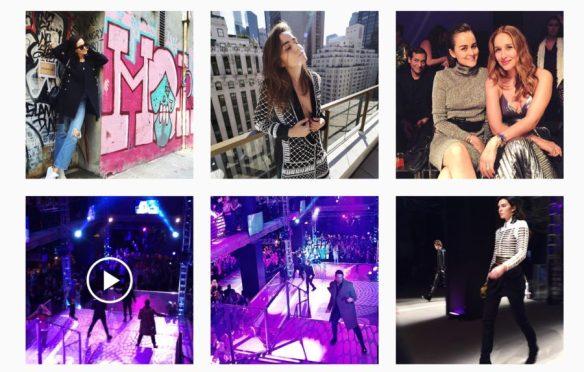 De 6 Fashion Instagrammers die ik op dit moment volg