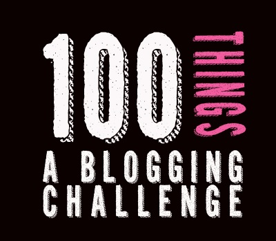 The 100 Things Challenge