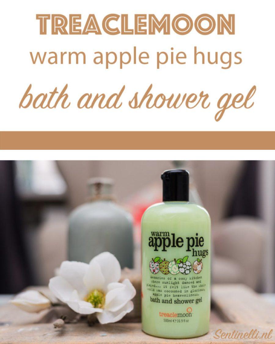 treaclemoon warm apple pie hugs bath and shower gel