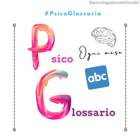 Psico Glossario