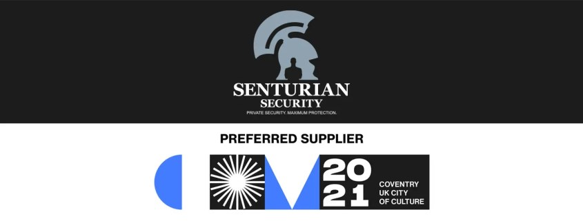 senturian coventry uk city of culture preferred security supplier