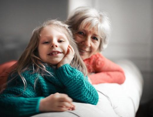 Lades | Büyükanne, Torun