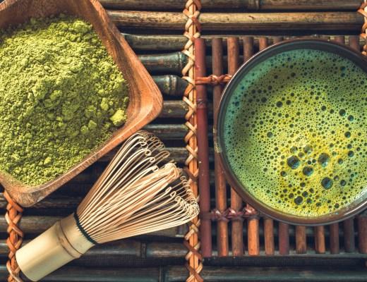 Matcha Çayı
