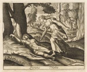 Pyramus & Thisbe | Karadut Efsanesi | Yunan Mitolojisi | Efsane Aşklar
