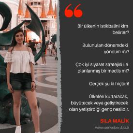 Yazarlarımızdan Alıntılar | Sıla Malik