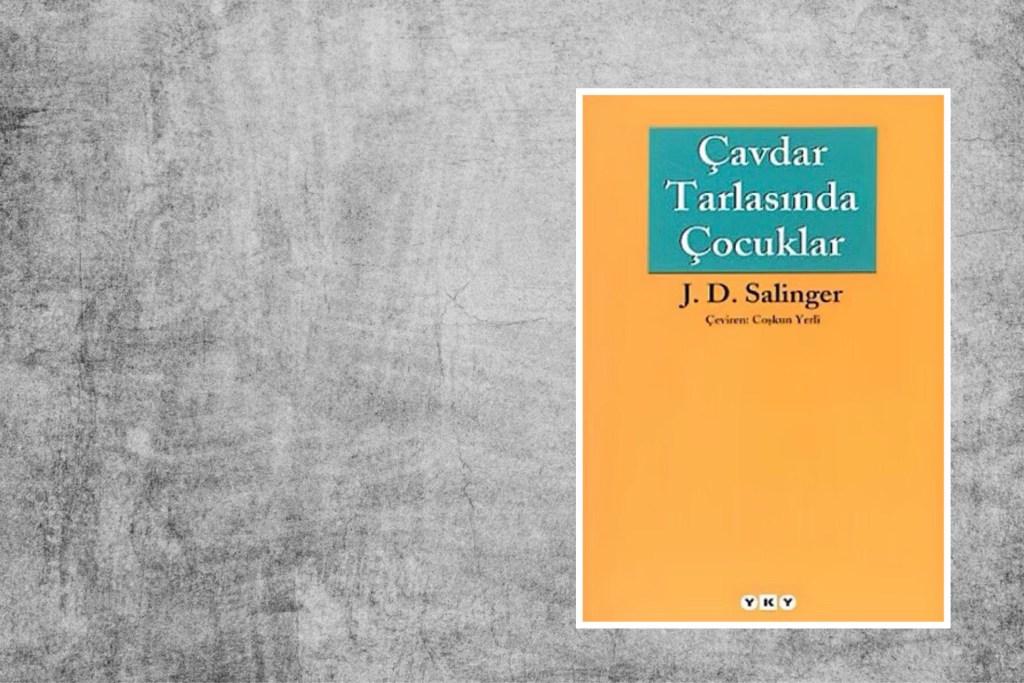 Çavdar Tarlasında Çocuklar   J. D. Salinger   Yorumlayan: Kübra Mısırlı Keskin