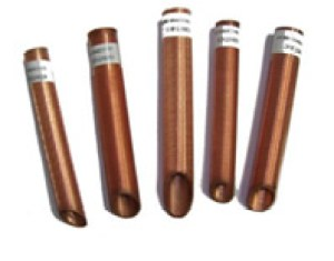Tube heat exchanger fins