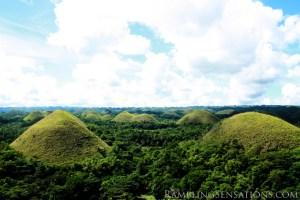 A Taste of Bohol's Chocolate Hills