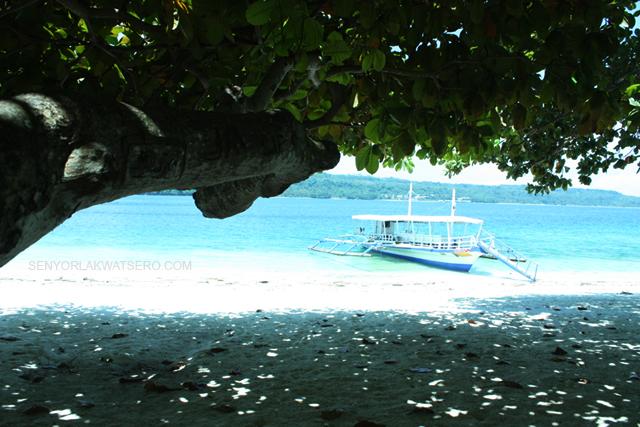 Isla Reta, Talicud Island, Igacos