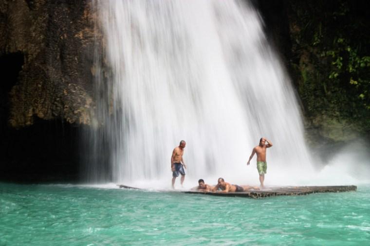 Kawasan Falls, Badian Cebu