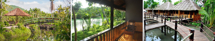 LOBOC RIVER RESORT