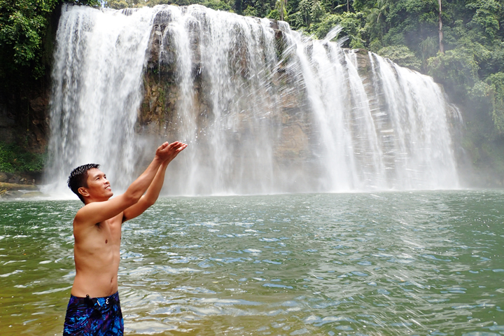 Tinuy-an Falls, Bislig City, Surigao del Sur