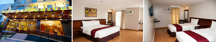 MJ HOTEL AND SUITES