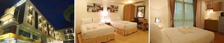 PRESTIGIO HOTEL APARTMENTS