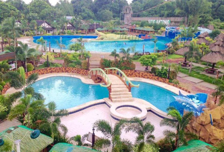 Villa Antonio  Resort Pansol