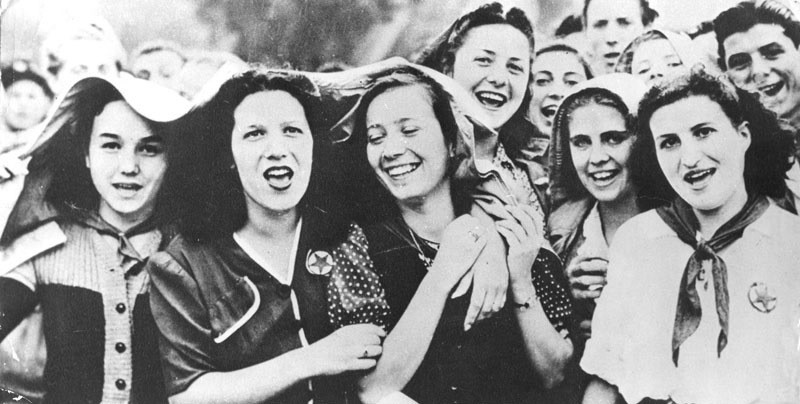 donne nella Seconda Guerra Mondiale
