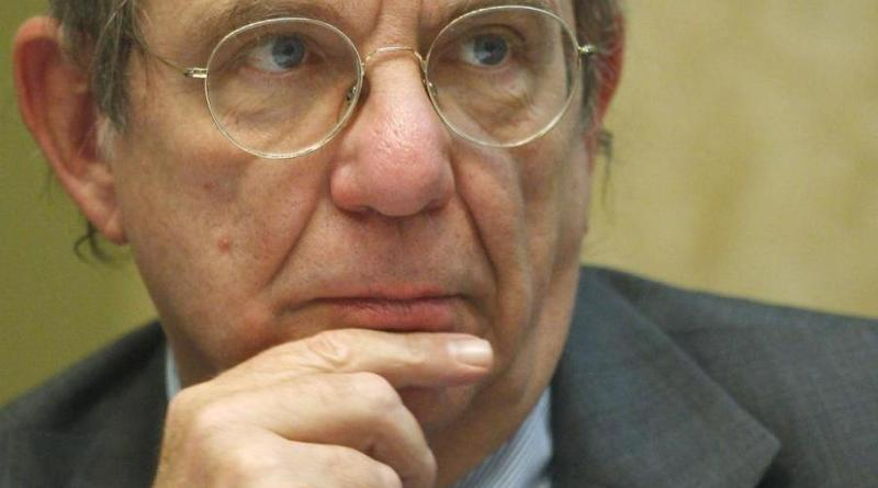Governo Renzi: Ministro Pier Carlo Padoan