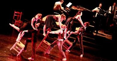 Ballades, Parioli In Danza