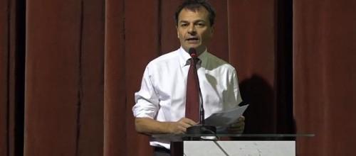 Stefano Fassina, sinistra itaòiana