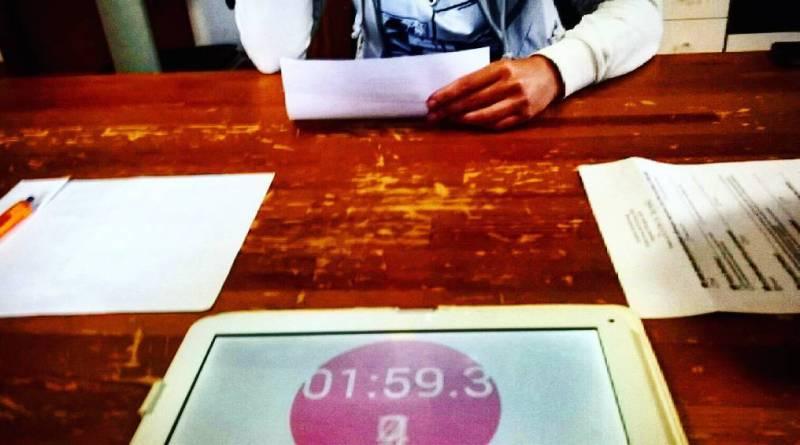 Blogging ed esami di Academy SenzaBarcode