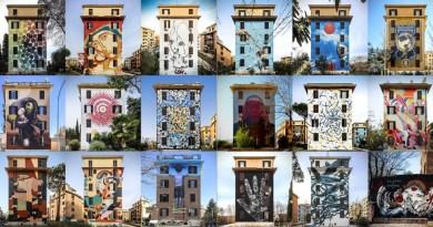 Street Art, ATER. BIG CITY LIFE