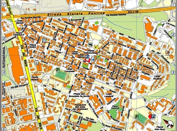 Pomezia MAP TO GO