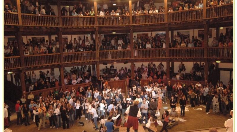 globe theatre terremoto