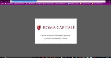 sito comune di roma