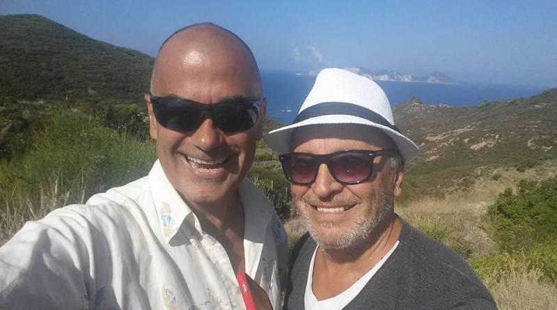 Alessandro Simonini e Franco Miseria