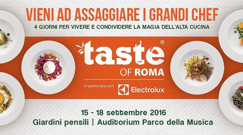 aste Of Rome 2016