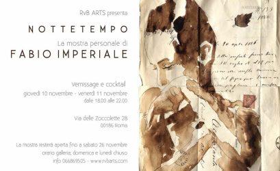 invito_rvb-arts_nottetempo_mostra-personale-di-fabio-imperiale_10_11-novembre_light